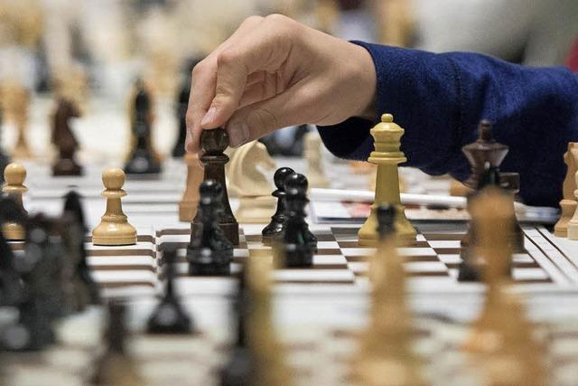 Schach mit klugen Köpfchen