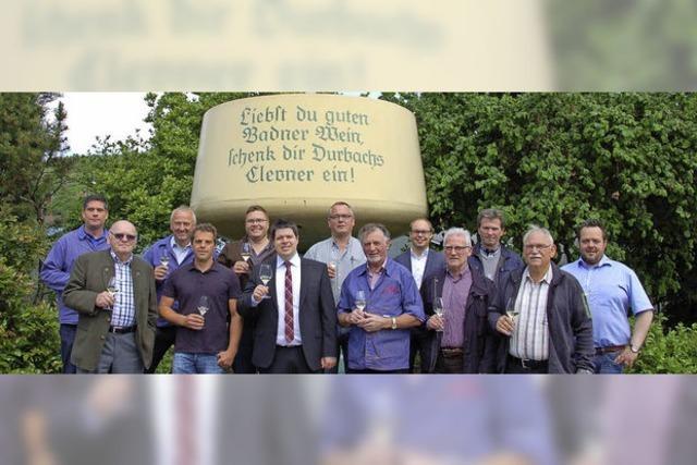 Am Wochenende steigt das Durbacher Weinfest
