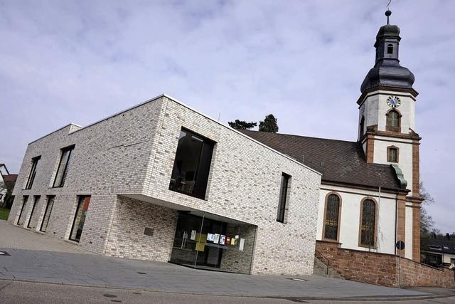 Gemeindehaus bei der Martinskirche