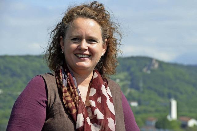 Dorothy Luneman-Reis ist Flüchtlingsbeauftragte der Stadt
