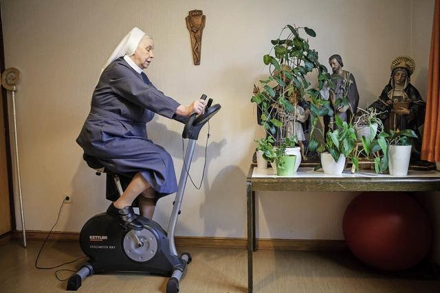 Alltag der Nonnen – in Bildern erzählt