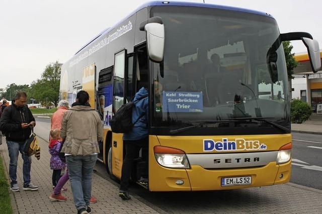 Mit dem Fernbus ab nach Mailand