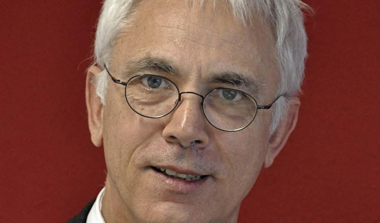 Klaus Thomas Teufel, Leiter des Finanzamts Offenburg   | Foto: privat