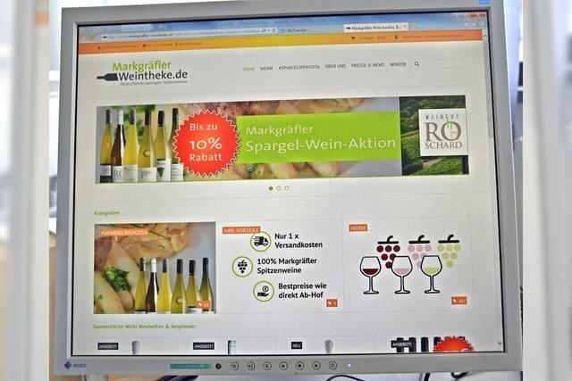 Markgräfler Weine – online bestellt