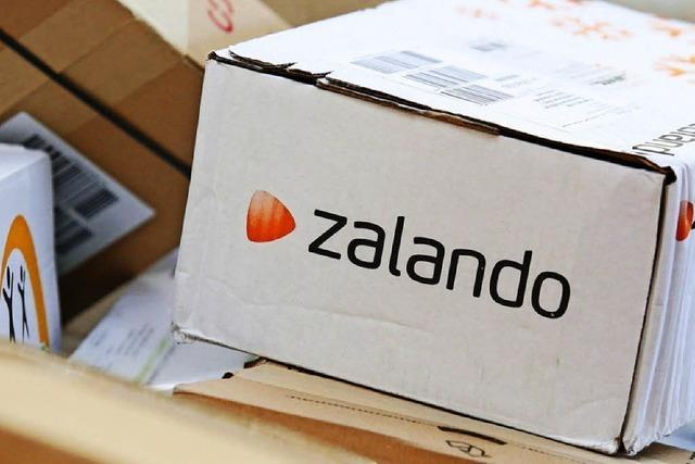 Elsässische Politiker preisen Zalando