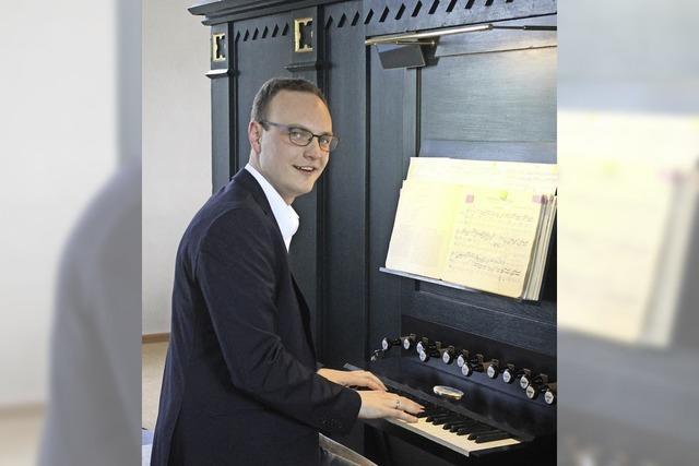 Viel Freude und etwas Wehmut bei der Orgelwanderung