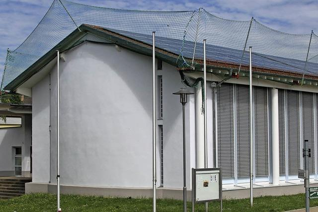 Solarstrom von Läufelberghalle