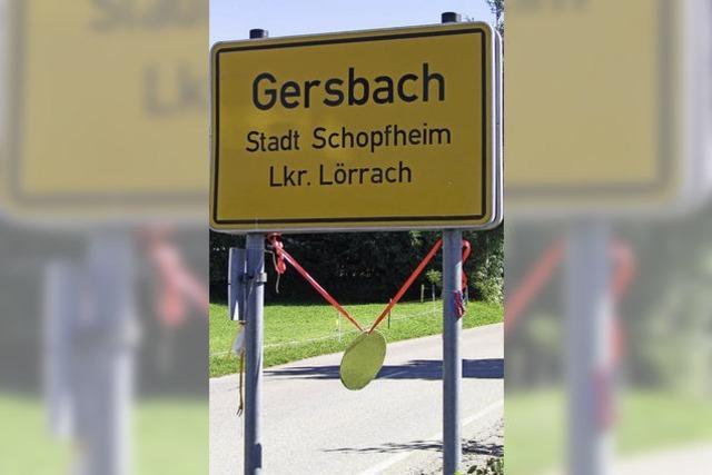 Gersbacher Arbeitsgruppe stellt Ergebnisse einer Bürgerbefragung vor