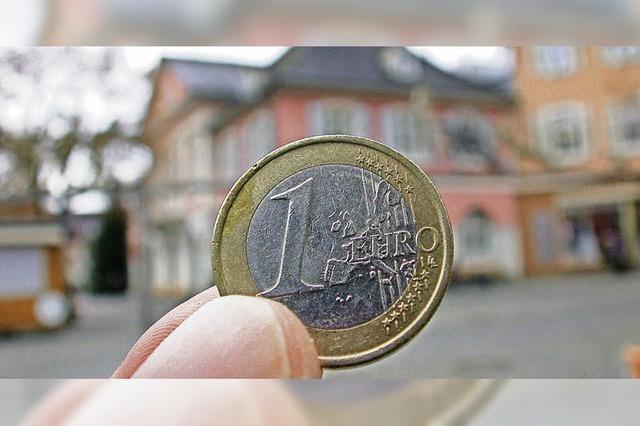 Den Euro nochmal umdrehen