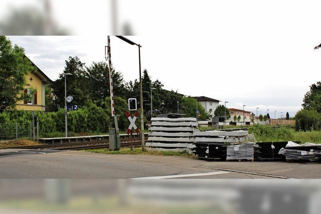 Bahnposse in Herten