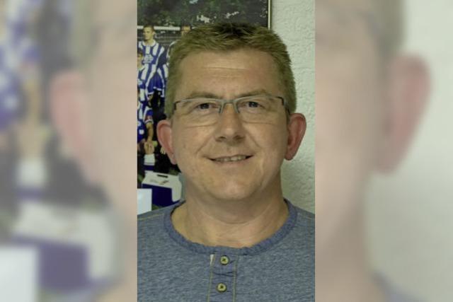 Frank Trautmann leitet die Fußballabteilung