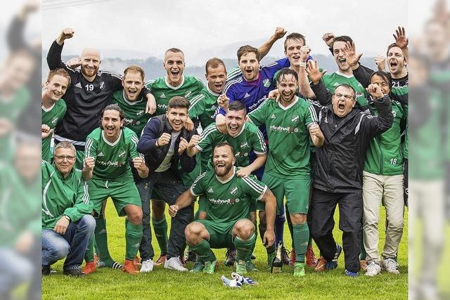 FC Zell ballert sich zurück in die Landesliga