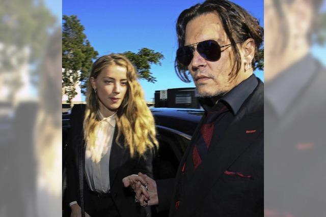 Hat Johnny Depp seine Frau geschlagen?