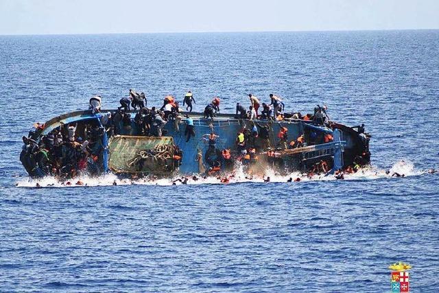 700 Flüchtlinge binnen weniger Tage im Mittelmeer ertrunken