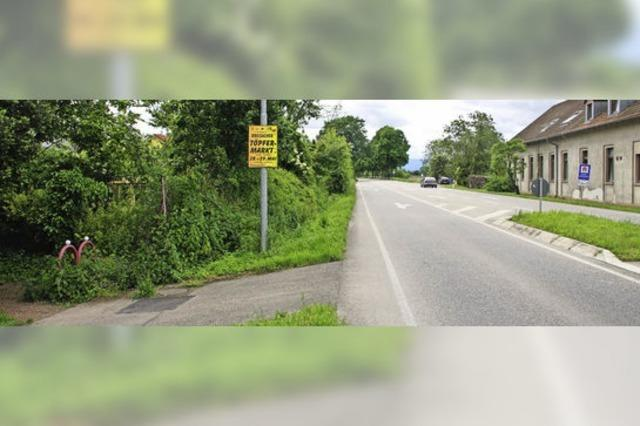 B3 bei Hecklingen bekommt einen Radweg