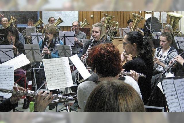 Doppelkonzerte der Musikvereine Buchholz und Suggental in Waldkirch