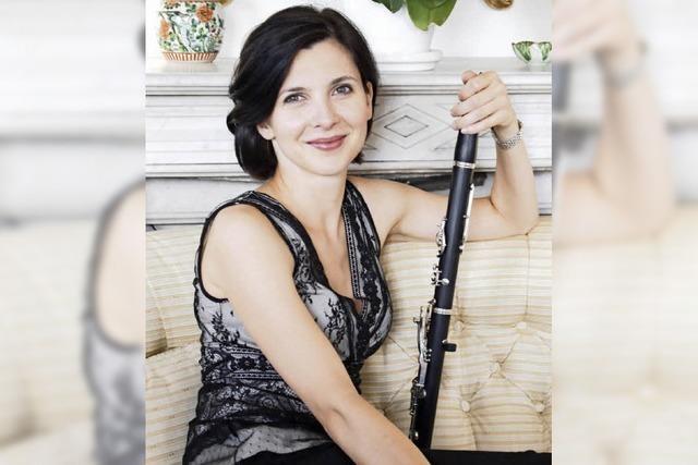 Trio-Abend für Horn, Klarinette und Klavier im Krafft-Areal in Fahrnau