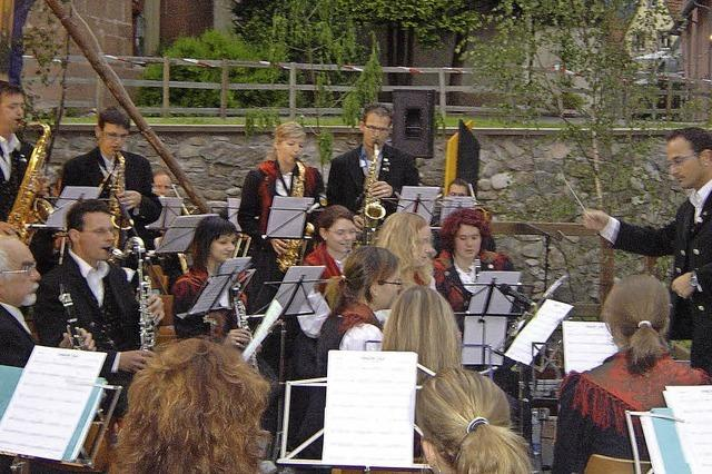 In Elzach steigt das Stadtmure-Fest