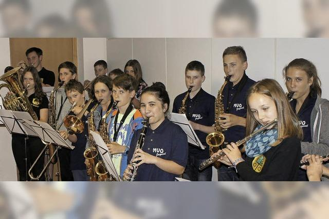 Musikverein Obersäckingen erholt sich