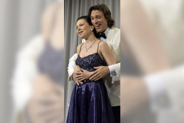 Oper und Musical im stimmigen Duett