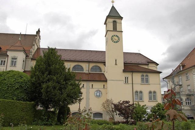 Orden feiert 100 Jahre Mutterhauskirche