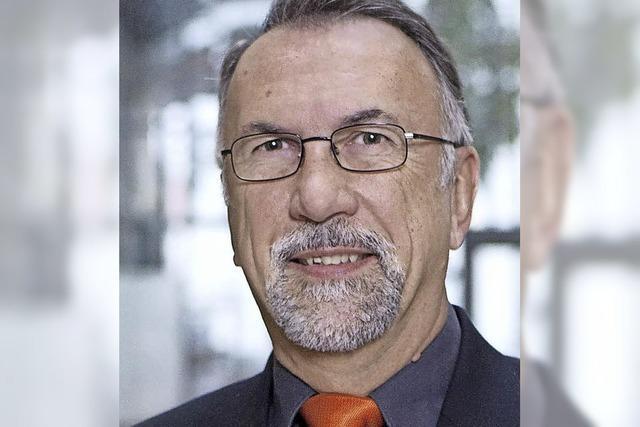 Hans Hebeisen im Ruhestand