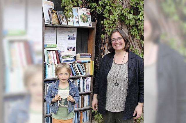 Bücher als Hilfe für Bedürftige