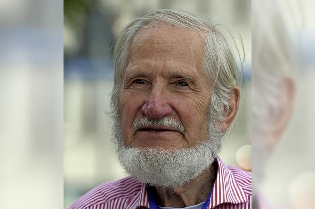 Ein Leben für Flüchtlinge - Cap-Anamur-Gründer Neudeck ist tot