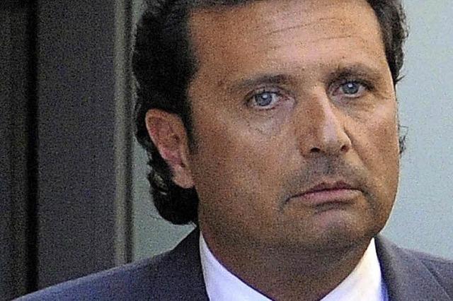 Costa-Concordia-Kapitän Schettino soll 16 Jahre in Haft