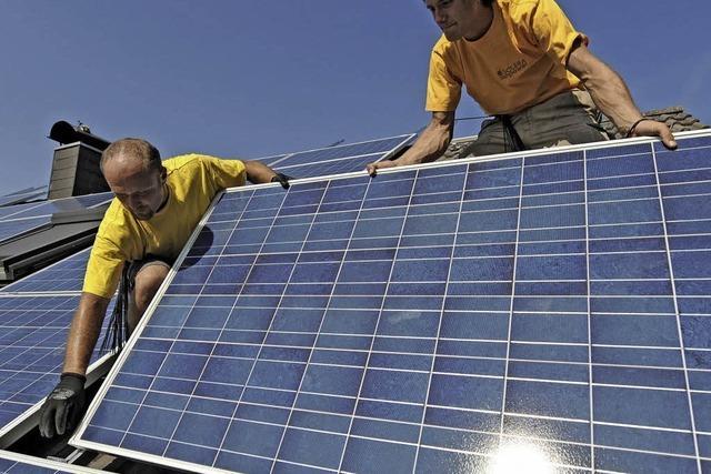 Fragen und Antworten zu Photovoltaik und Solarthermie