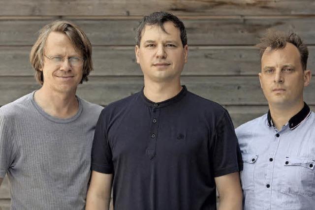 Andreas Dombert Trio gastiert mit neuer CD