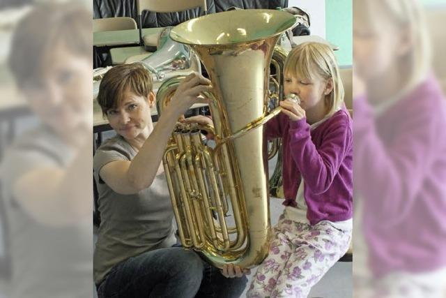 Musikschule Südschwarzwald bietet Schnuppertage und -aktionen in Waldshut-Tiengen und Bonndorf