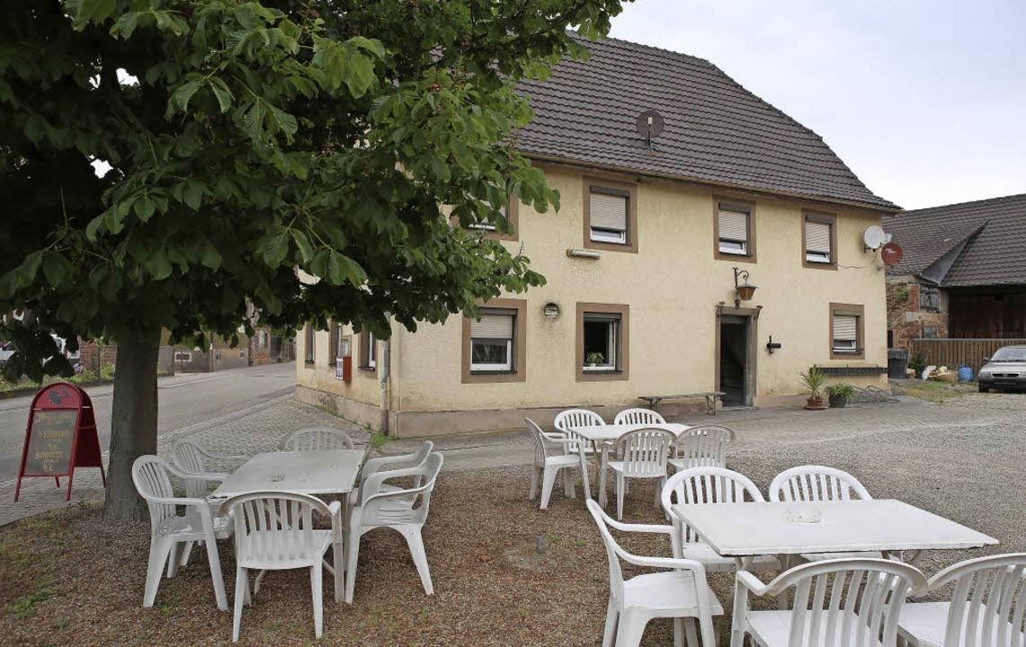 Um- und anbauen für 21 Fremdenzimmer w...esitzer das ehemalige Gasthaus Löwen.   | Foto: Chr. Breithaupt