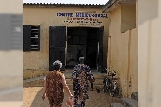 Golfturnier für Poliklinik in Togo
