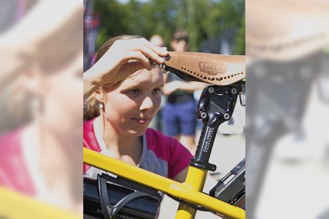 Europas größtes Radtreffen nur für Frauen
