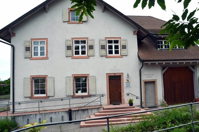 Das Rathaus wird energetisch saniert