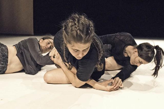 Das Tänzerinnenkollektiv Bufo Makmal tritt im Roxy auf
