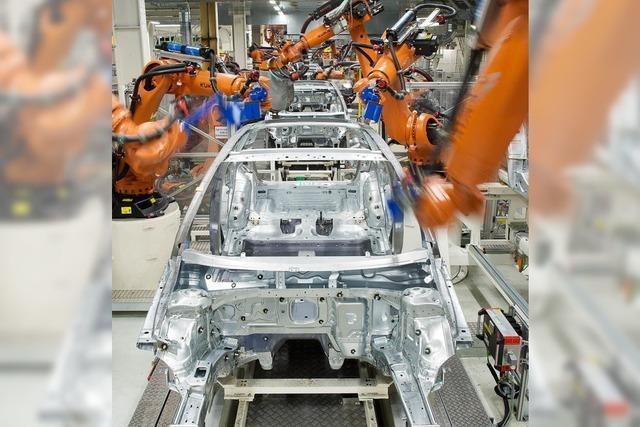 Übernahme des Augsburger Roboterbauers als Politikum