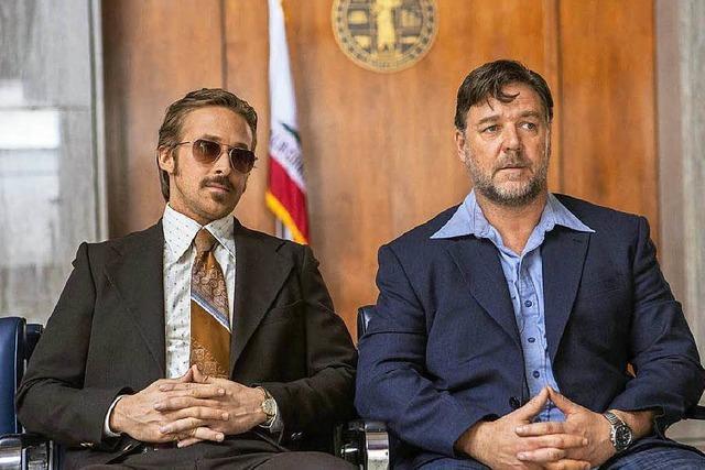 Gosling und Crowe brillieren in