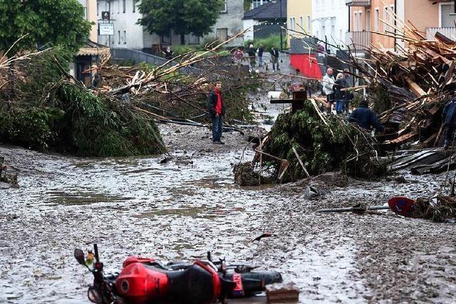 Tödliche Flut - Dramatische Situation nach Überschwemmungen in Simbach