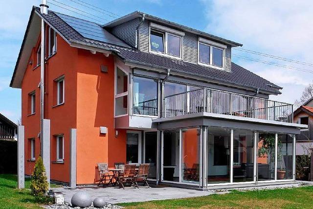 Energieeffizientes Bauen: Wie viel mehr lohnt sich?