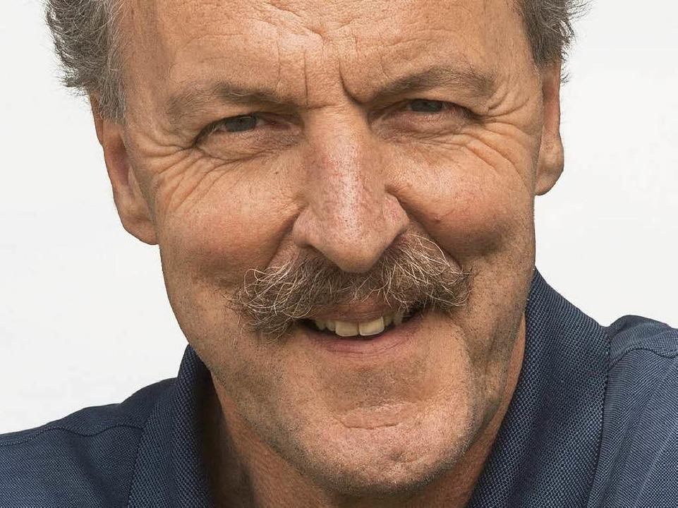 Baumexperte Ulrich Pfefferer    Foto: Volker Münch