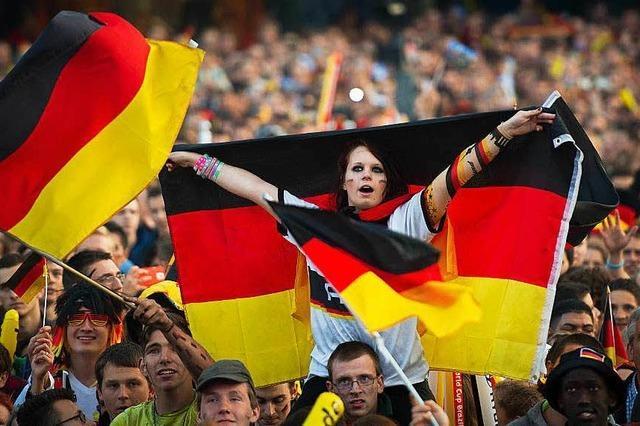 Public Viewing: Hier können Sie live die Fußball-EM 2016 schauen