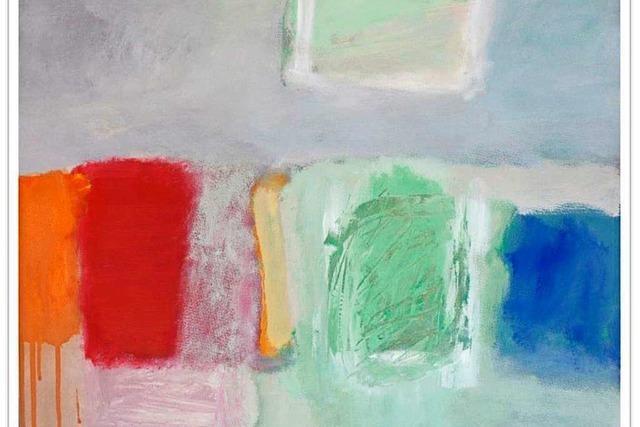 Auktionskatalog zum integrativen Künstlermarkt