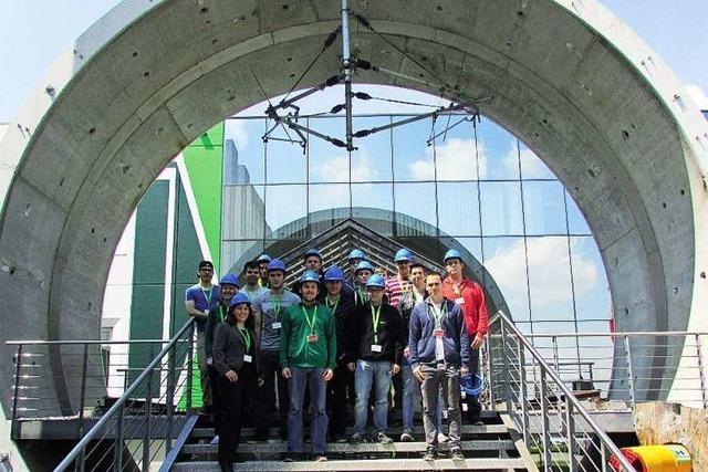 Wie die Hochschule Offenburg Ingenieuren in spe hilft