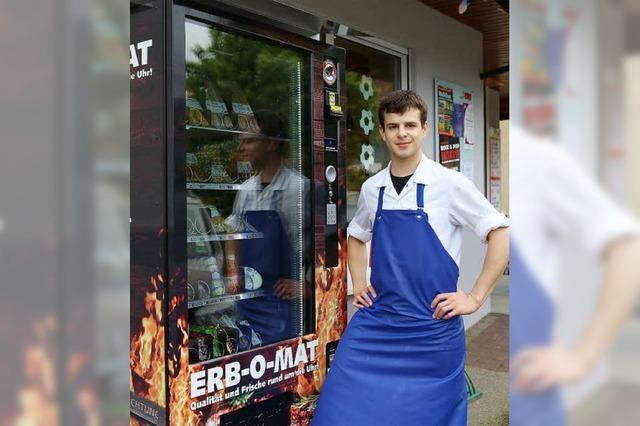 Ottenheimer Metzgerei Erb: Sonntags spontan Wurst kaufen