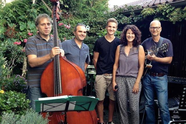 Jazz, Funk, Blues und Swing mit Jazzlongue und der Gruppe SZIA