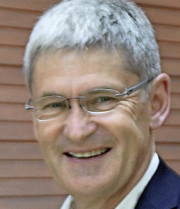 Peter Cleiß sagt adieu.  | Foto: bro