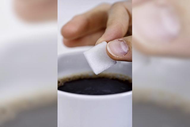 Auswirkungen des Zuckers