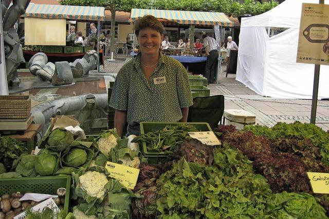 Johannisfest und Bauernmarkt